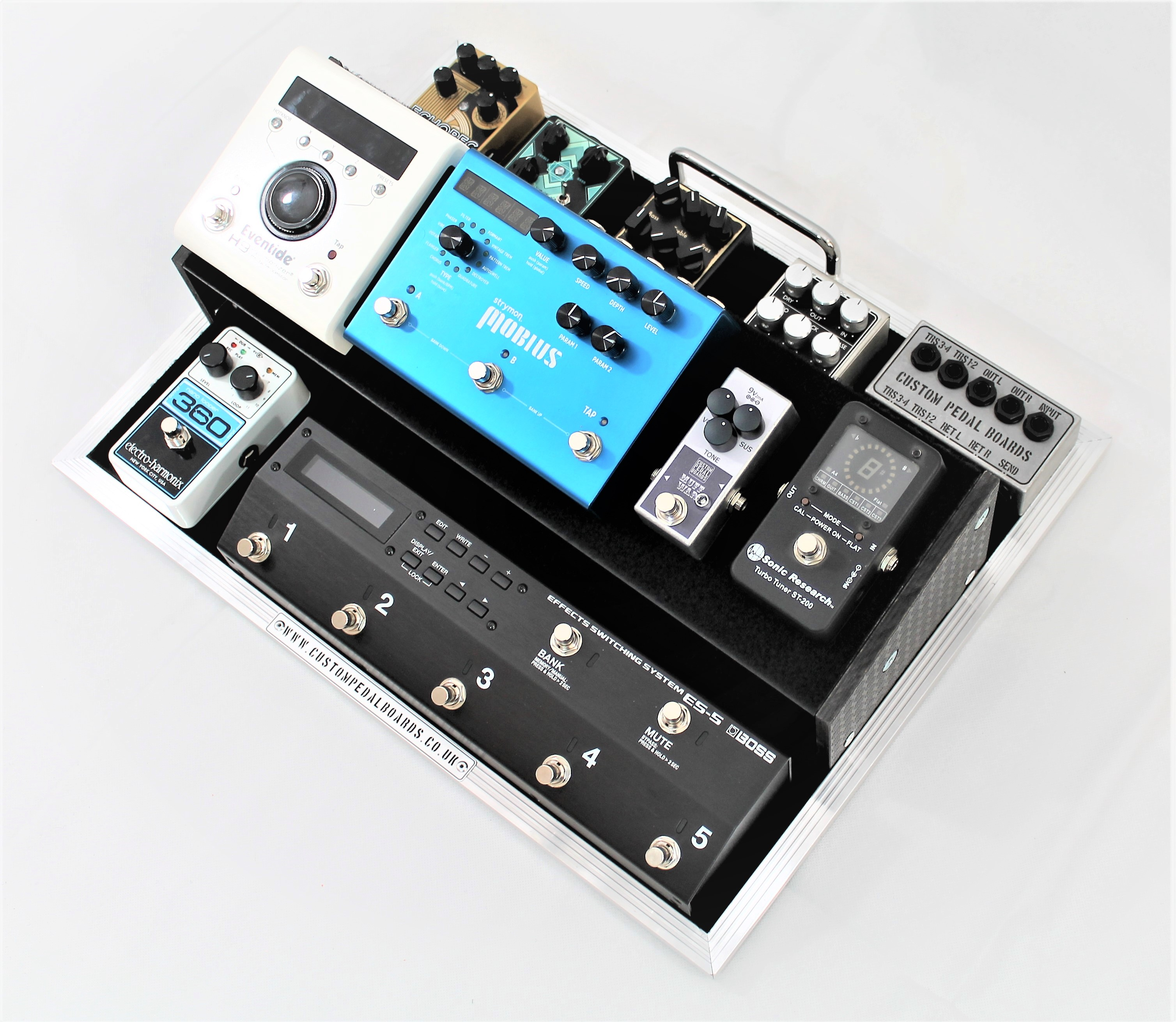 Custom Pedal Boards It S What We Do