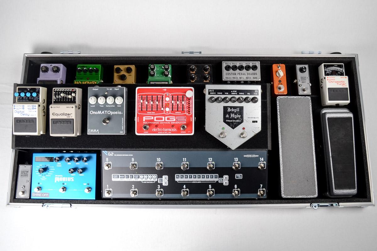gigrig g2 board custom pedal boards. Black Bedroom Furniture Sets. Home Design Ideas